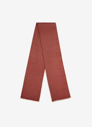 RED MIX WOOL Scarves - Bally