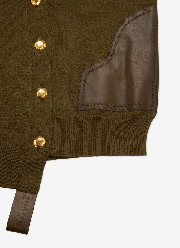GREEN CASHMERE Knitwear - Bally
