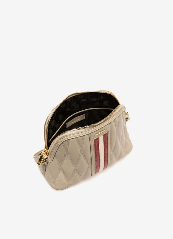GREY LAMB Mini and Belt Bags - Bally