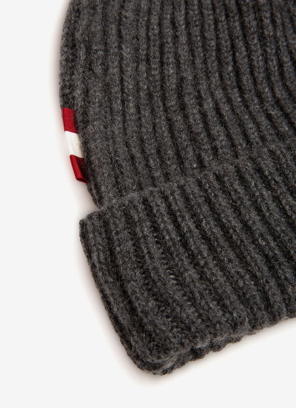 GREY CASHMERE Gloves and Hats - Bally