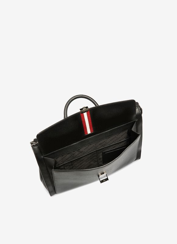 BLACK BOVINE Business Bags - Bally