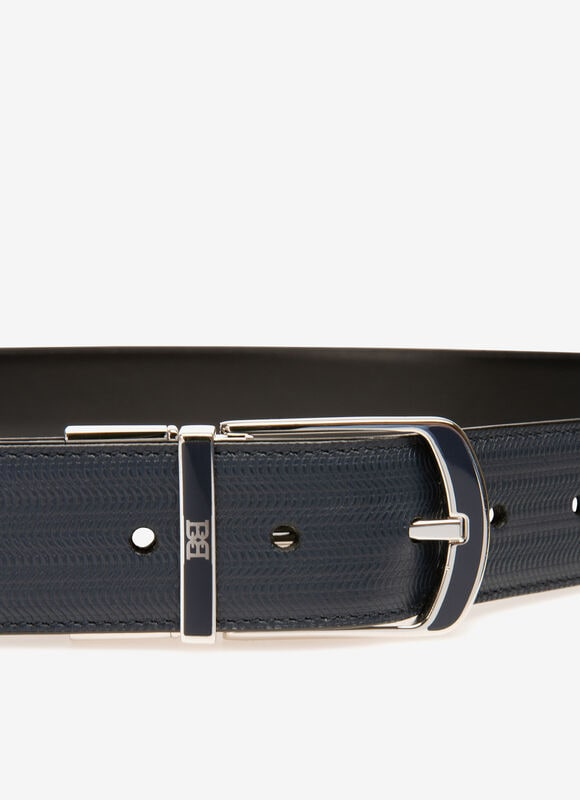BLUE BOVINE Belts - Bally