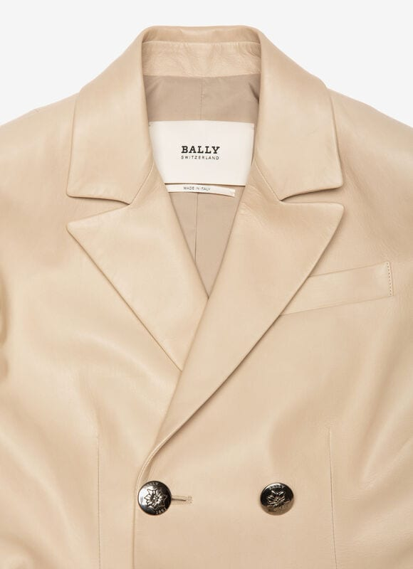 GREY LAMB Ready To Wear - Bally