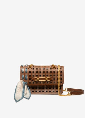 BROWN CALF Cross-body Bags - Bally