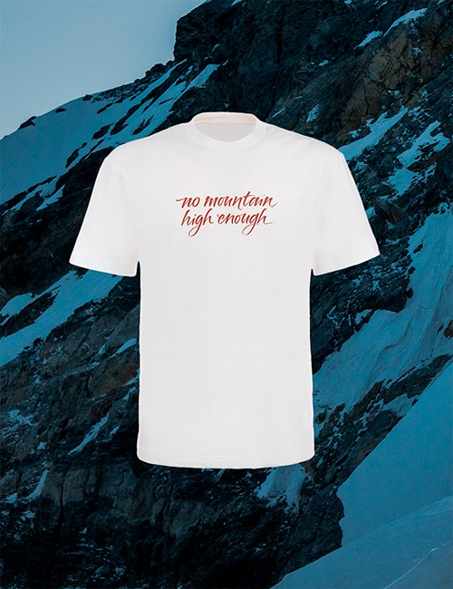 Peak Outlook T-shirt